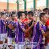 No Hall dos Campões da Copa Norte de Futsal