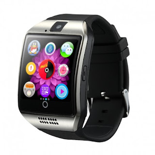 SMARTWATCH VOGUE Q18 CURVED NFC CU CAMERA SI TELEFON 3G
