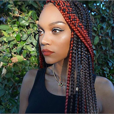 Since there are such a lot of differing types 39 Latest Poetic Justice Braids Hairstyles to Show Your Fabulous Style
