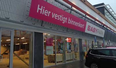 Babypark babywinkel Roosendaal