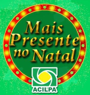 Promoção Acilpa Lençóis Paulista Natal 2017 Mais Presente Moto Vales-Compras