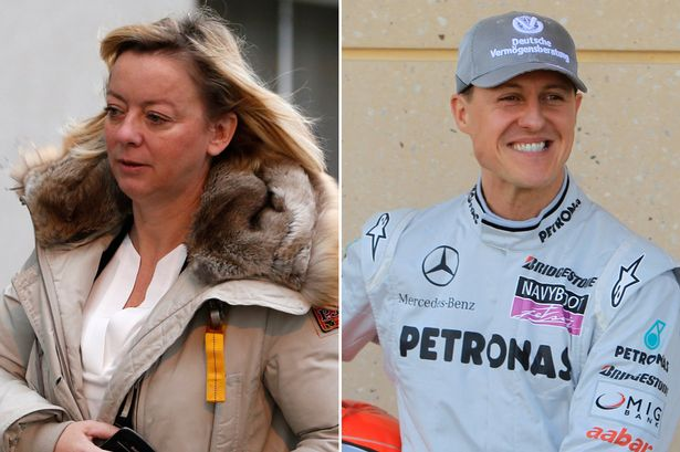 "Michael Schumacher will hopefully ""one day be back with us"" says manager Sabine Kehm"