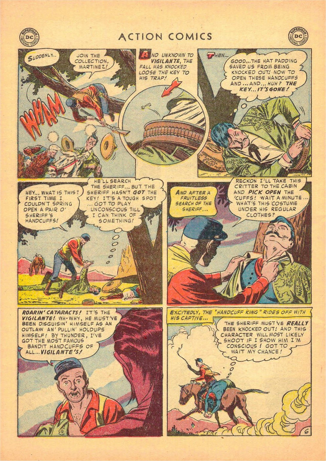 Action Comics (1938) 170 Page 37