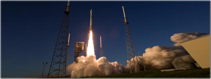 reprise do lançamento missão Osiris-Rex