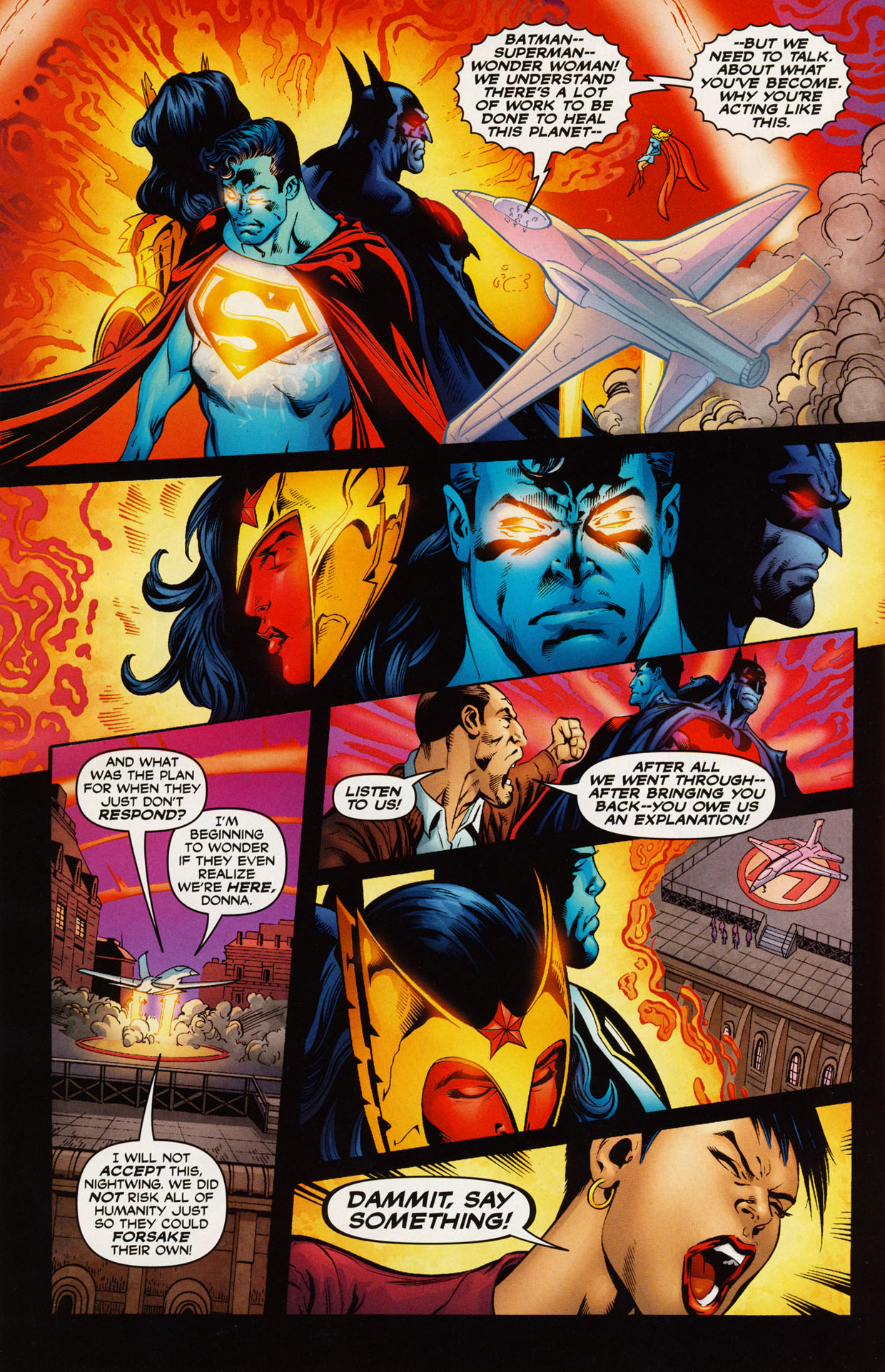 Read online Trinity (2008) comic -  Issue #43 - 28