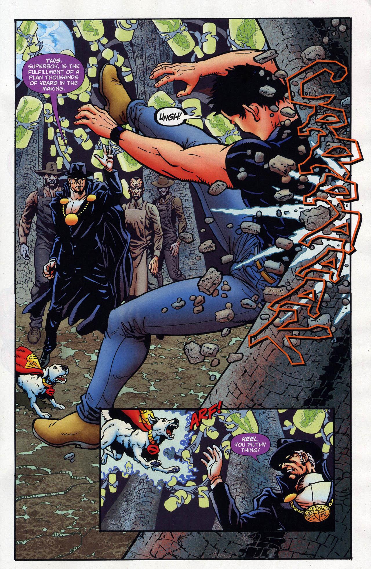 Superboy [I] Issue #9 #9 - English 33