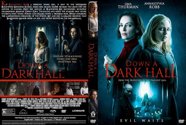 Down a Dark Hall DVD