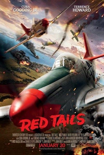 Red Tails DVDRip Español Latino Descargar 1 Link 2012