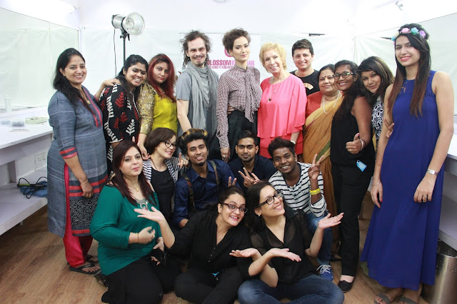 International Beauty Educators come to BKCCAD