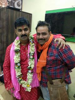Pawan Singh and Jyoti Singh Marriage Picture 1