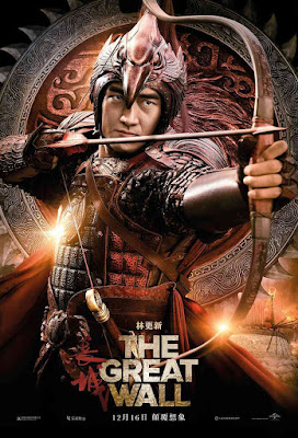 The Great Wall Movie Poster 9