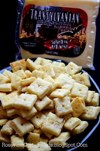Transylvanian Cracker Recipe