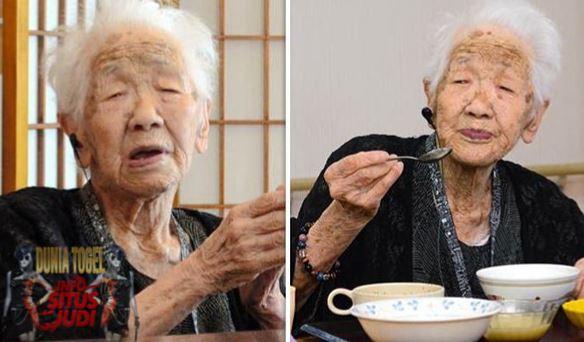 Patroli303 - Ini Dia Orang Tertua di Dunia Yang Masih Hidup