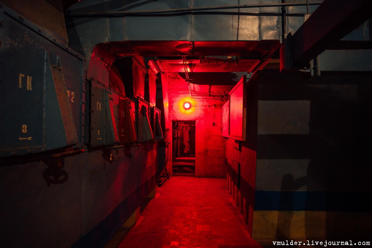 Спецобъект С-2 - новый музей гражданской обороны в Севастополе музей