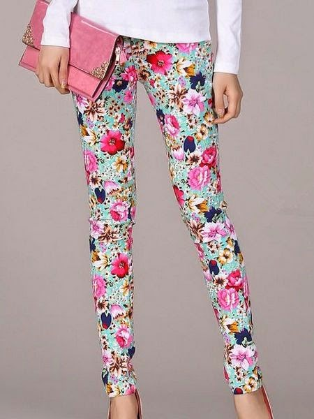 Casual Street Leggings