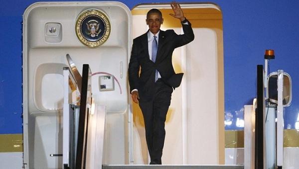 """Obama será recibido en España bajo la consigna """"Obama go home"""""""