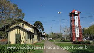 Carlos Barbosa Parque da Estação