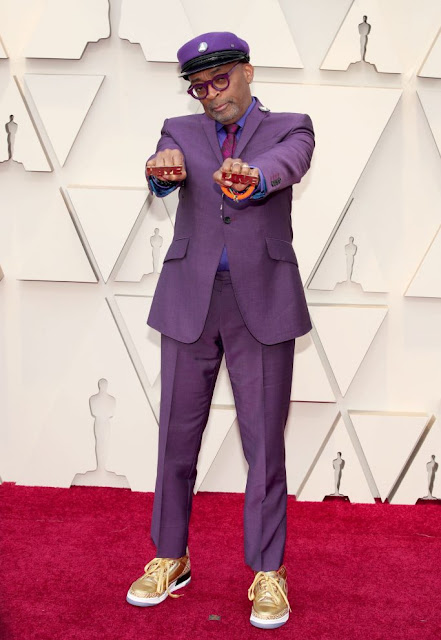 LOOK SPIKE LEE OSCAR 2019