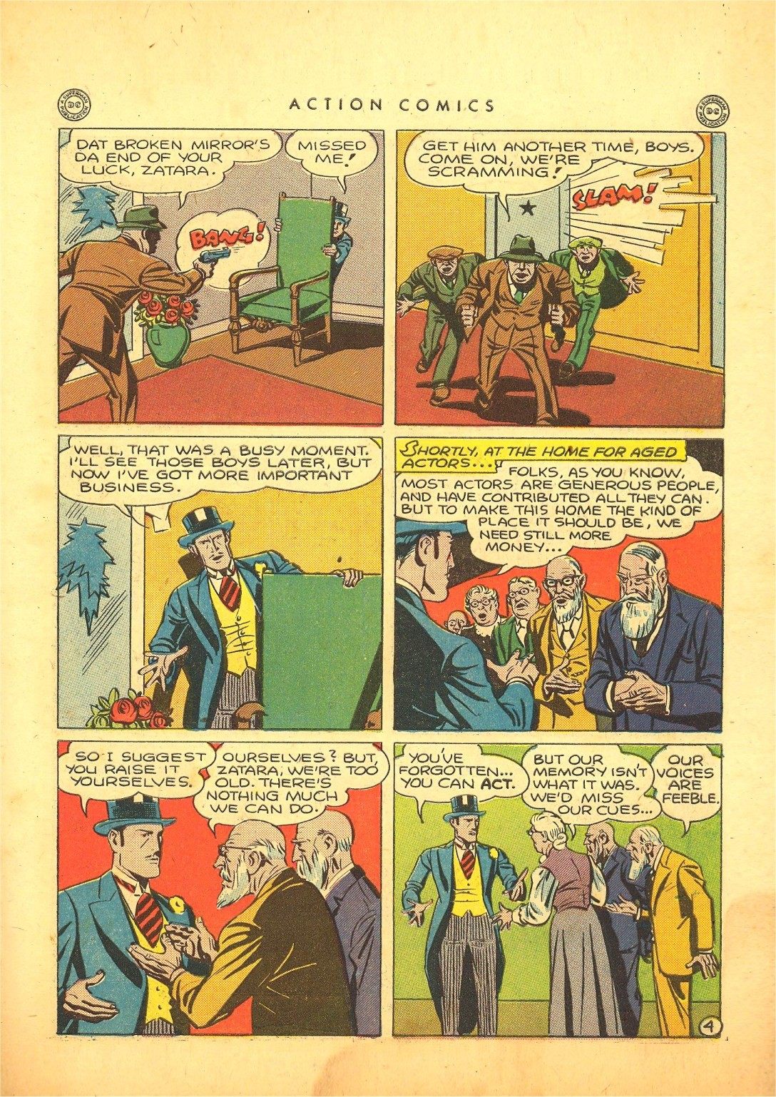 Read online Action Comics (1938) comic -  Issue #87 - 44