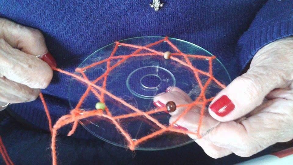 Se me va el baifo diy cd atrapasue os - Donde colocar un atrapasuenos ...