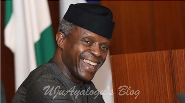 I am the first born-again Vice-president, says Osinbajo