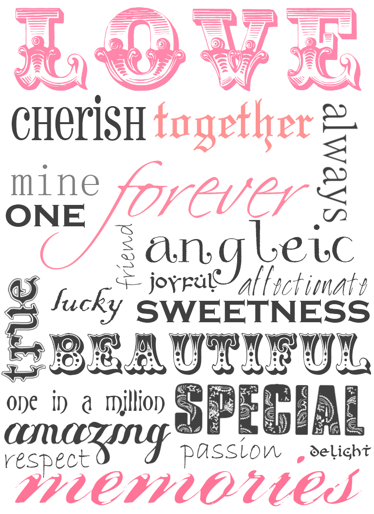 Collage Templates For Word. 1000 images about word cloud collage ...