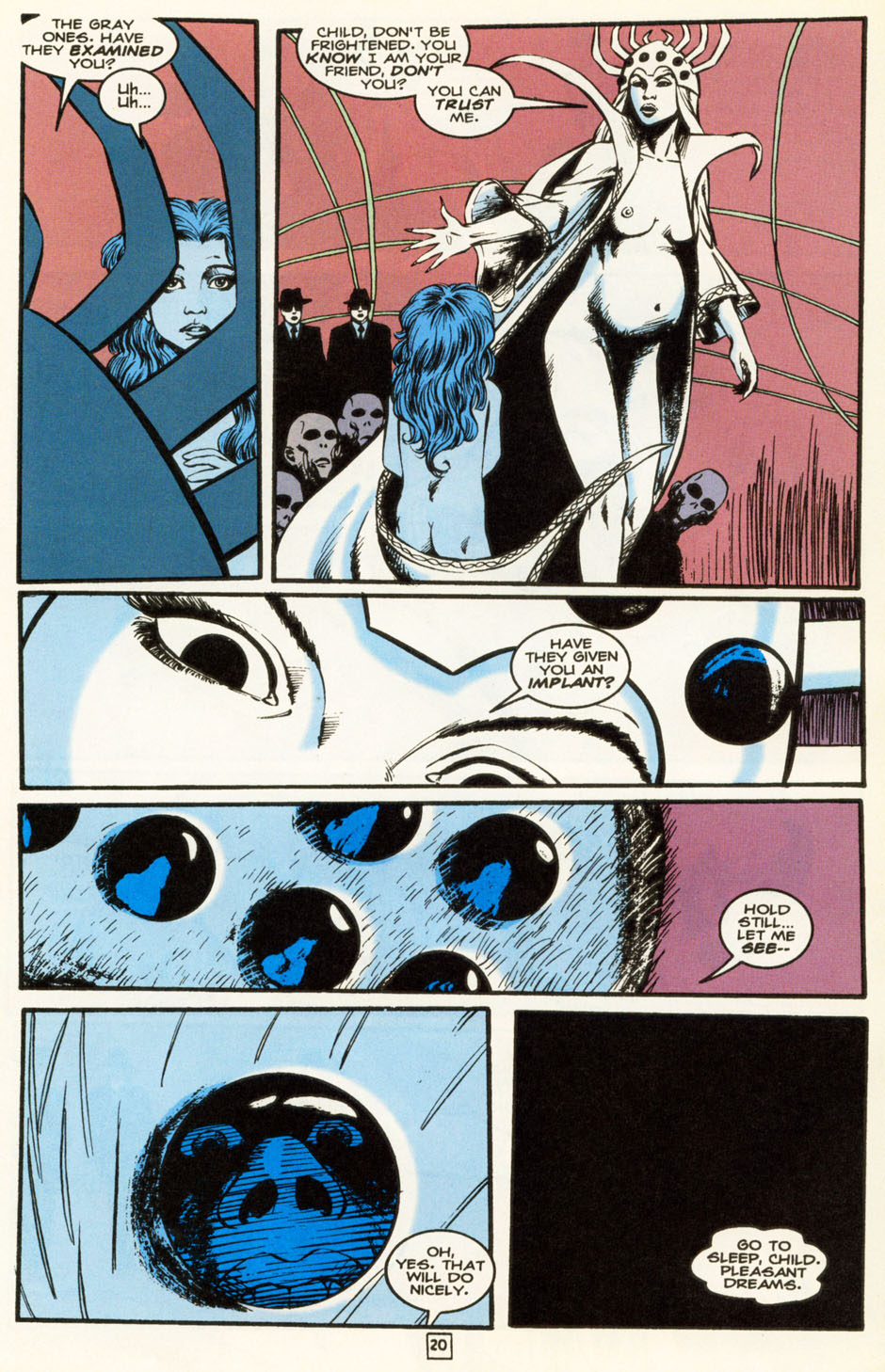 Read online Animal Man (1988) comic -  Issue #84 - 21
