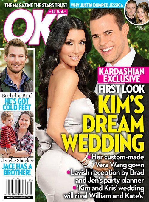 Kim kardashian 72 day wedding