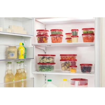 Bộ hộp nhựa đựng thực phẩm 12 hộp bonus 2 hộp Rubbermaid của Mỹ www.huynhgia.biz