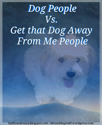 Dog People vs. Get that Dog Away From Me People