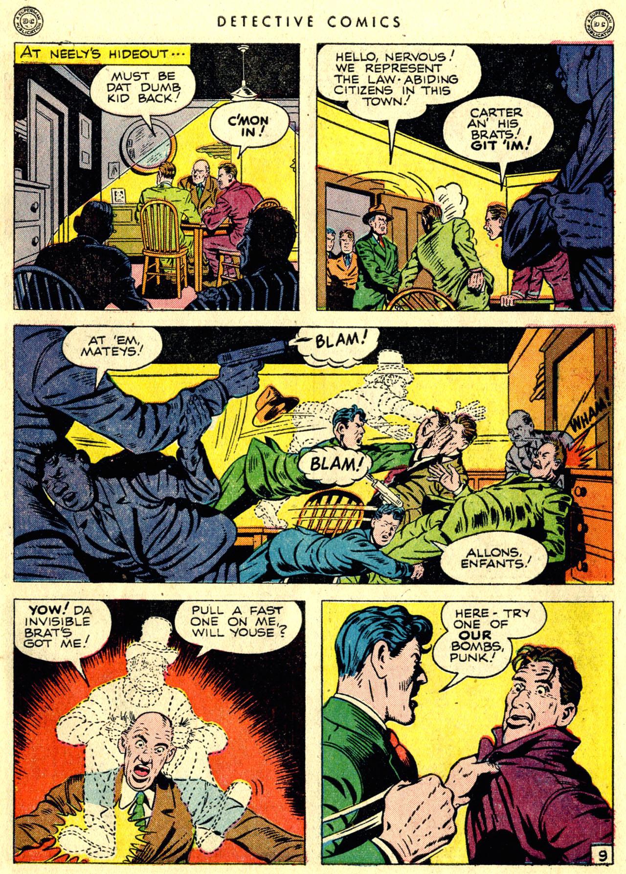 Read online Detective Comics (1937) comic -  Issue #118 - 45