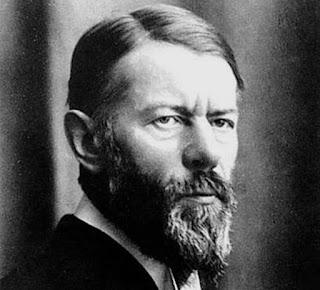 Max Weber y economia