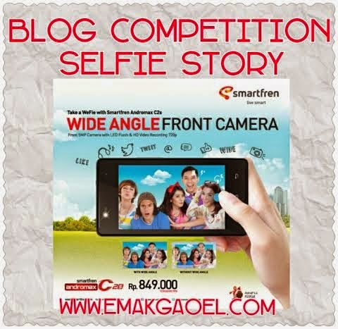 Lomba Foto Selfie Berhadiah Smartphone Windows Phone