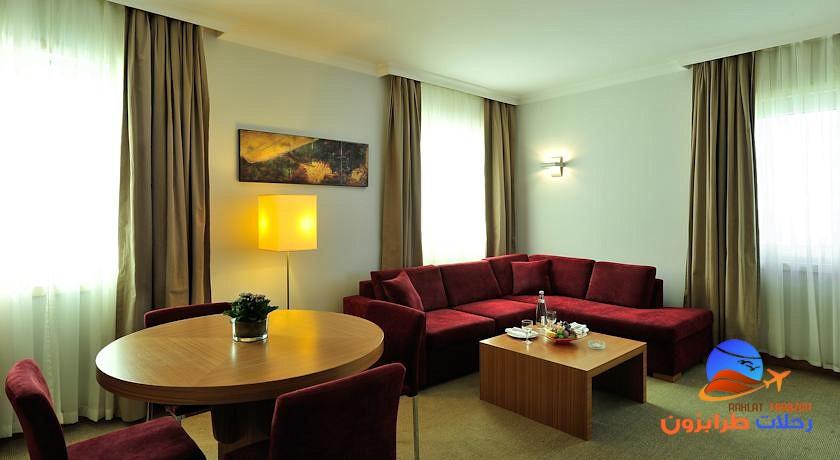 الديفان اسطنبول سيتي|فنادق شيشلي للعوائل