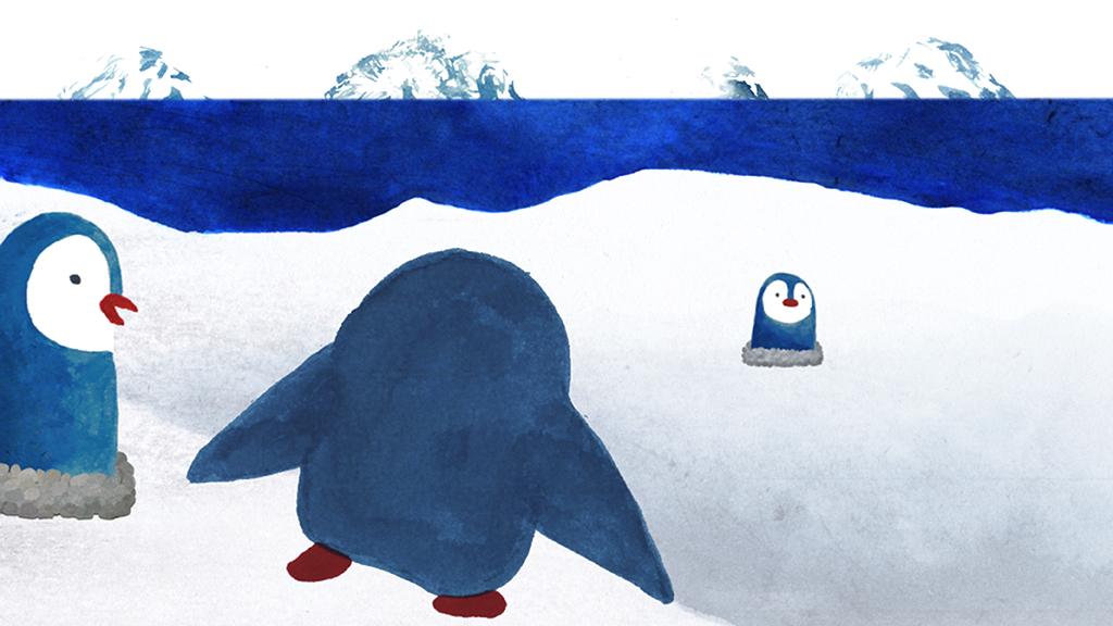 Jen Haugan - Orpheus the Penguin still