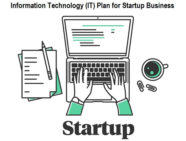 Information Technology (IT) Plan for Startup Business