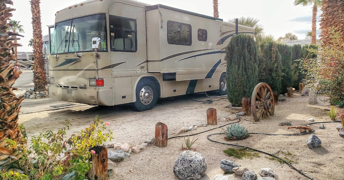 Stillhowlyntravels Desert Hot Springs Ca To Quartzsite Az