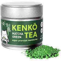 Kenko ceremonial grade matcha green tea