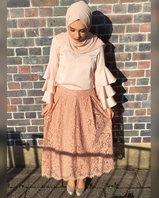robe hijab moderne 2018