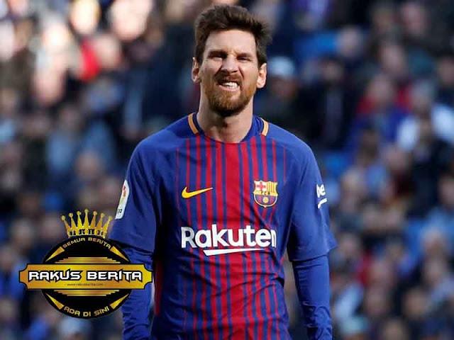 40 Persen Budget Gaji Barcelona Masuk Ke Kantong Messi