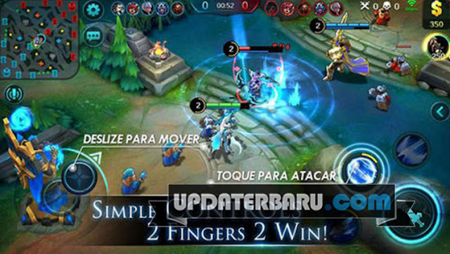 Mobile Legends APK v1.1.18 Terbaru Game MOBA For Android