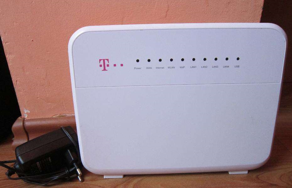 Telekom huawei default password