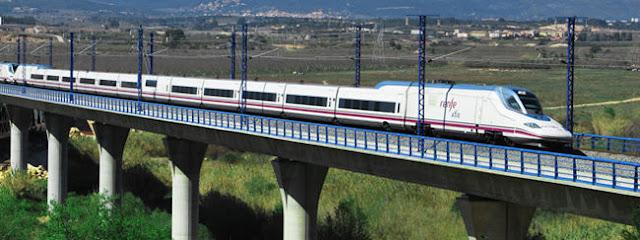 قطار السعودية قطار الحرمين السريع