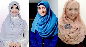 Model Hijab Syar'i