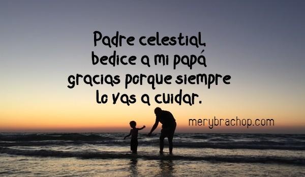 foto papa e hijo poema oracion por el padre