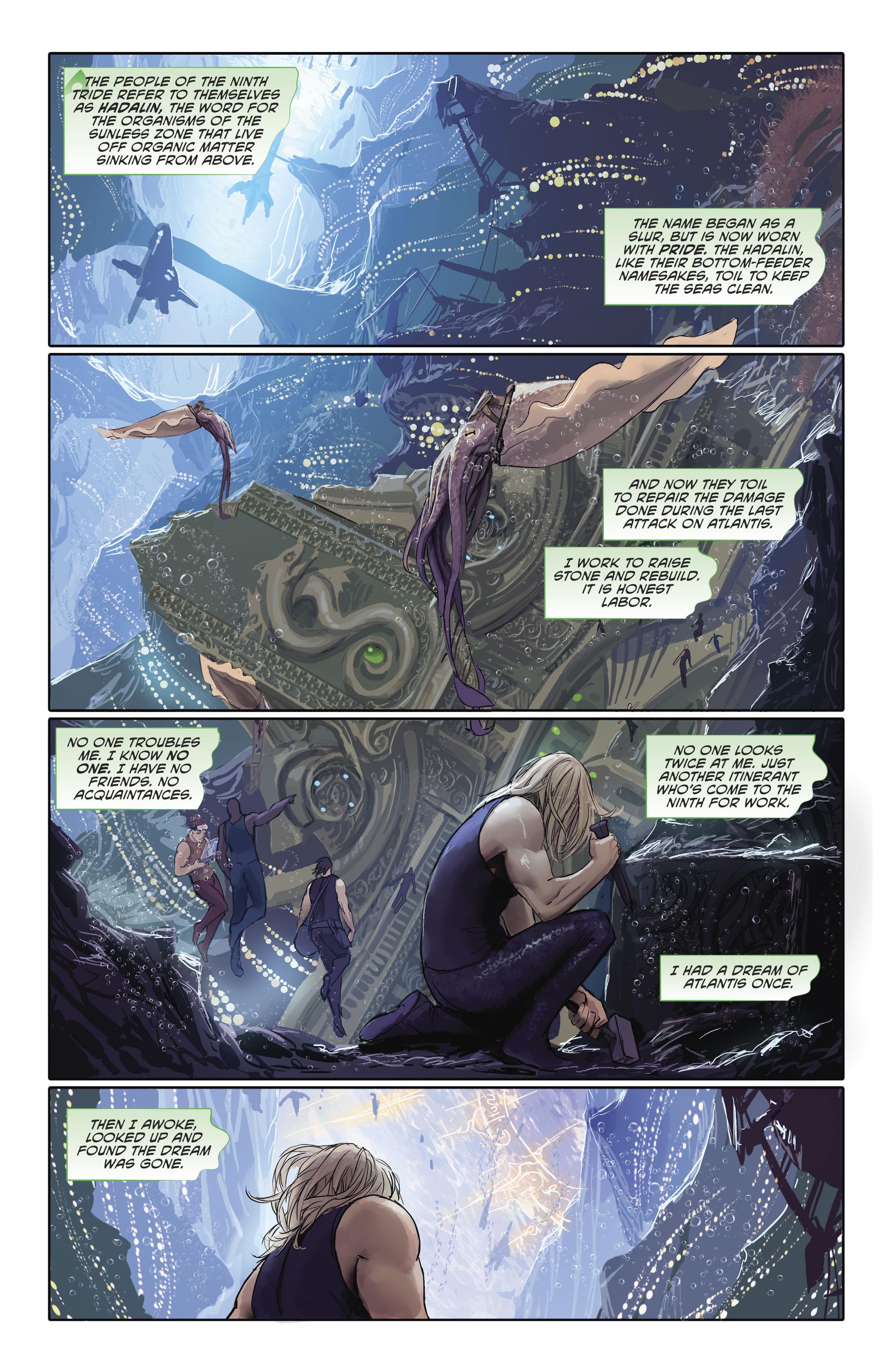 Read online Aquaman (2016) comic -  Issue #25 - 8