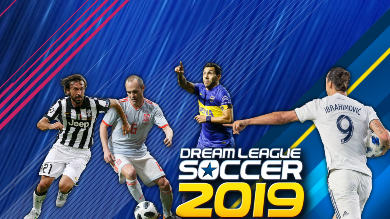 How to get All The Missing Legends of Dream League Soccer