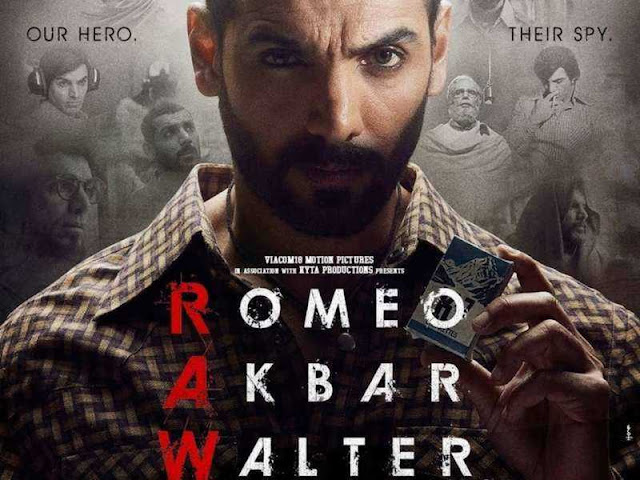 Bollywood movie Romeo Akbar Walter Box Office Collection wiki, Koimoi, Wikipedia, Romeo Akbar Walter Film cost, profits & Box office verdict Hit or Flop, latest update Budget, income, Profit, loss on MT WIKI, Bollywood Hungama, box office india