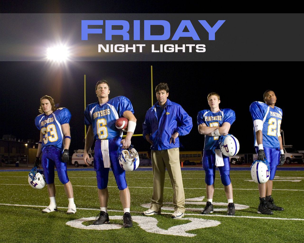Friday Night Lights Billy Bob