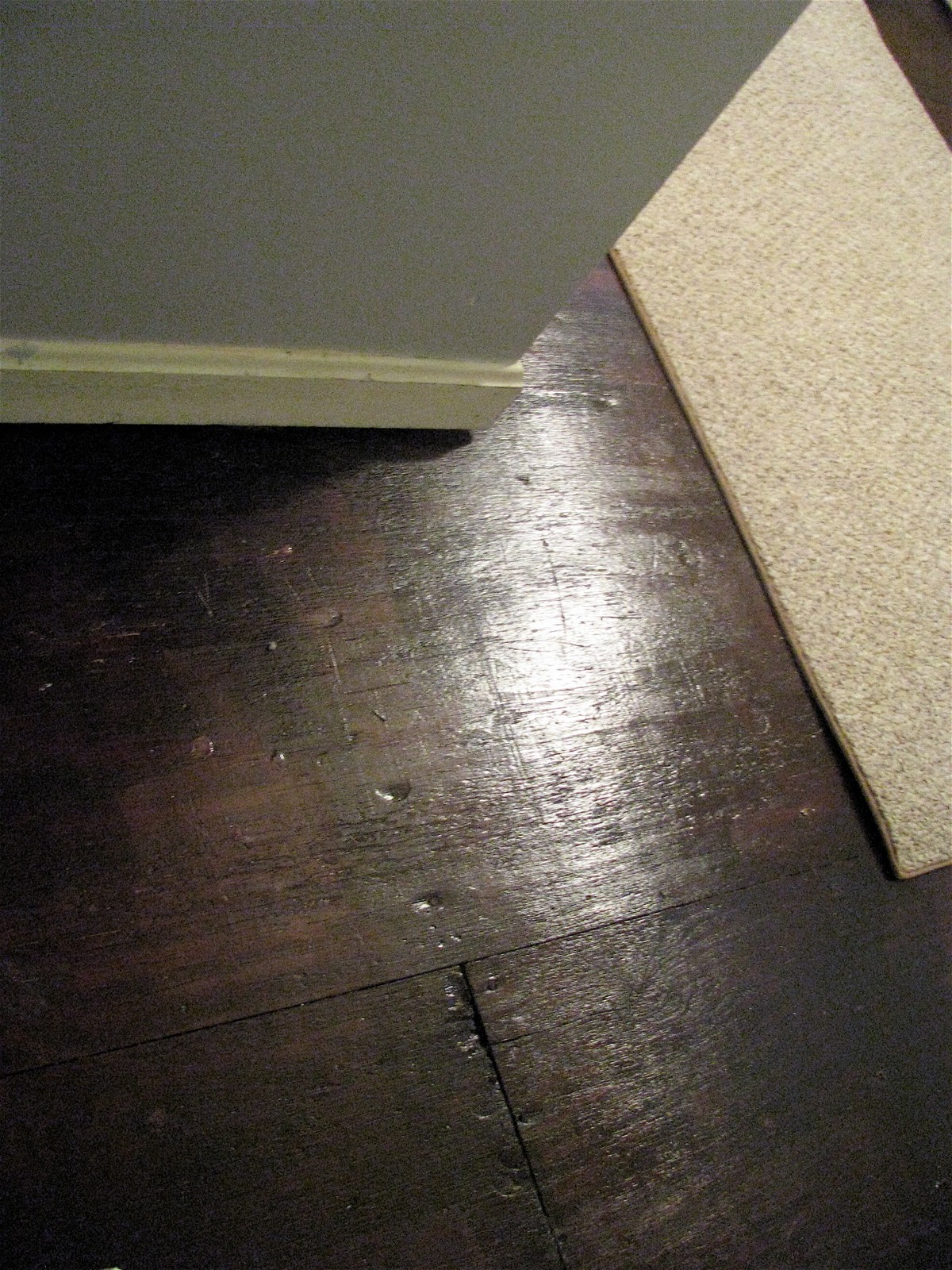 Frippery: Super Low Budget Floor Solution